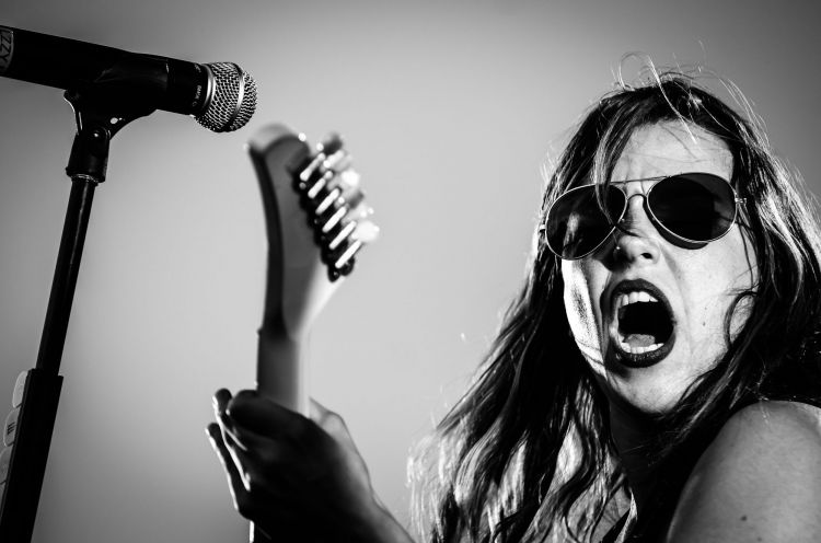 Wallpapers Music Wallpapers Divers Rock Lzzy Hale