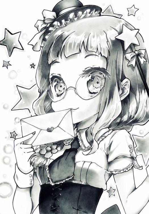 Wallpapers Art - Pencil Manga - Miscellaneous Stars