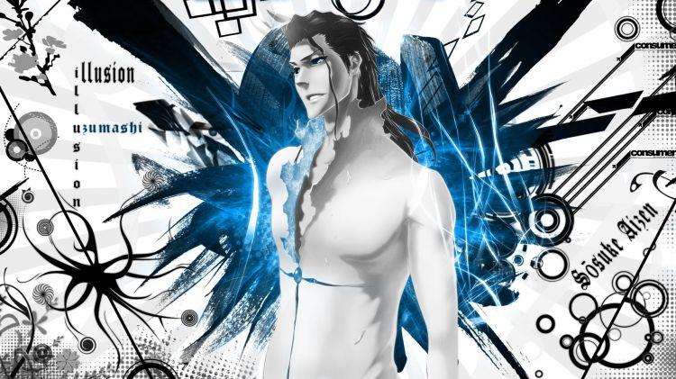 Fonds d'écran Manga Bleach Illusion