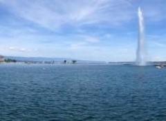 Voyages : Europe Rade de Genève
