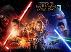 Cinéma STAR WARS 7