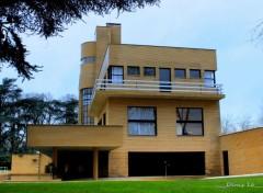 Constructions et architecture Croix-Villa Cavrois 1934- de Robert Mallet Stevens