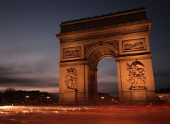 Trips : Europ Paris by night