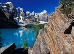 Nature moraine_lake_canada