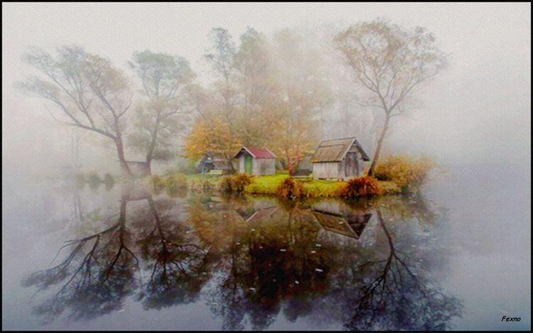 Fonds d'écran Art - Numérique Nature - Paysages Wallpaper N°424816