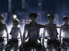 Manga The elite of the Titans