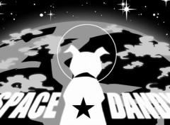Dessins Animés Space Dandy