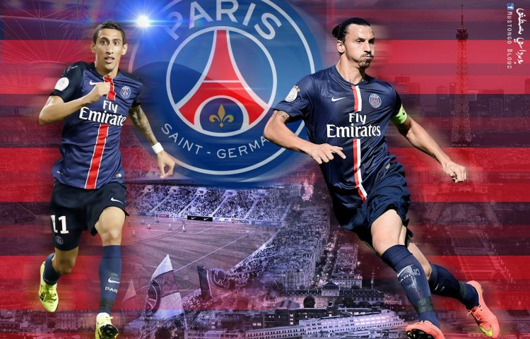 Wallpapers Sports - Leisures PSG Paris Saint Germain PSG