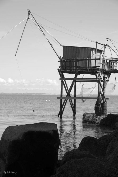 Wallpapers Constructions and architecture Miscellaneous constructions Cabane de pêcheur