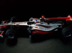 Voitures MC LAREN MERCEDES MP4-25 2010 Jenson BUTTON