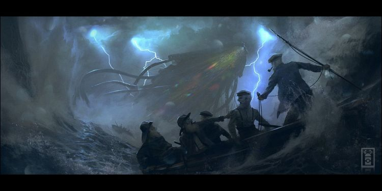 Wallpapers Fantasy and Science Fiction Misc Creatures Wallpaper N°428884