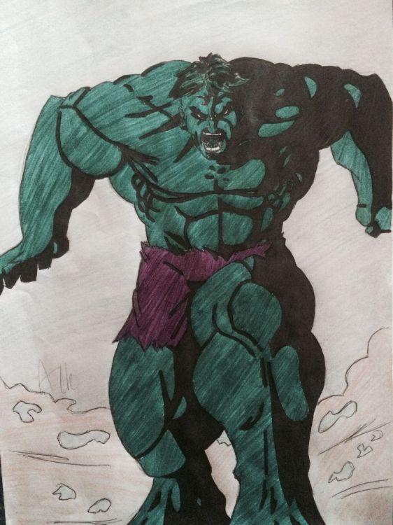 Wallpapers Art - Pencil BDs - Avengers Wallpaper N°429345
