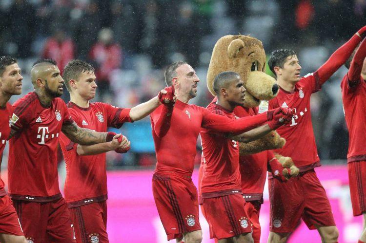 Wallpapers Sports - Leisures Bayern Munich Wallpaper N°429352