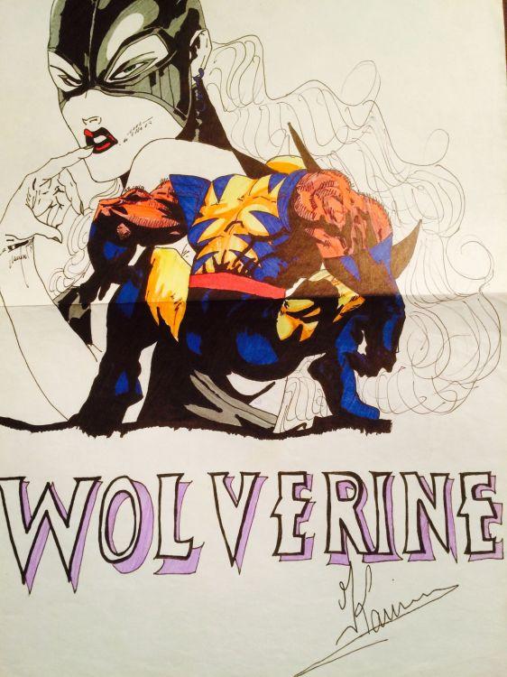 Wallpapers Art - Pencil Comics - X-Men Wallpaper N°429407