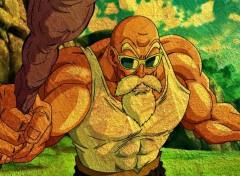 Manga Dragon ball super - tortue géniale
