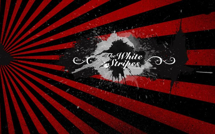 Fonds d'écran Musique The White Stripes the_white_stripes