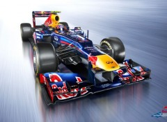 Voitures red-bull-f1-2013