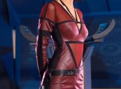 Séries TV Andromeda Lexa Doig