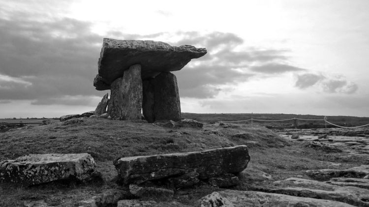 Wallpapers Constructions and architecture Statues - Monuments Poulnabrone Dolmen