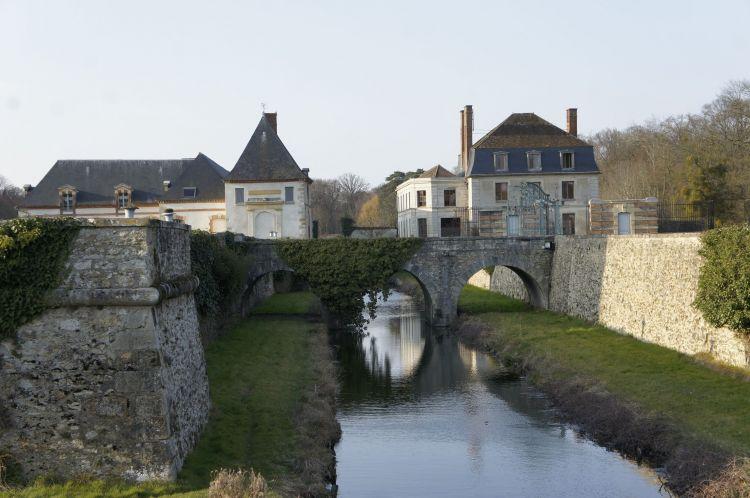 Wallpapers Constructions and architecture Castles - Palace Le château de la Grange