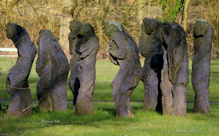 Wallpapers Objects Statues - Sculptures SEPTENTRION -DODEIGNE