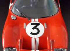 Cars Ford GT40 MKII 24 Heures du Mans 1966