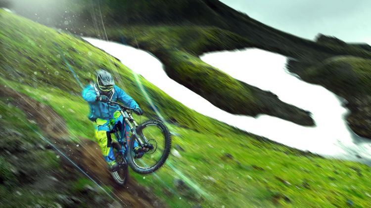 Wallpapers Sports - Leisures VTT Downhill