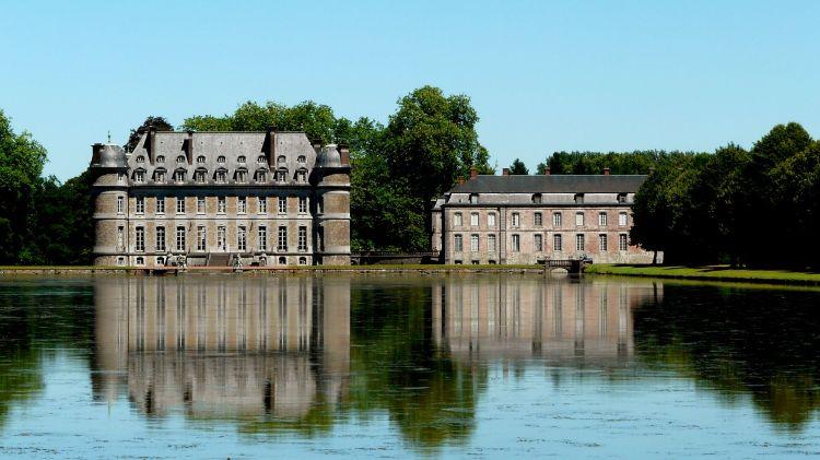 Wallpapers Trips : Europ Belgium Le château de Beloeil (Belgique)