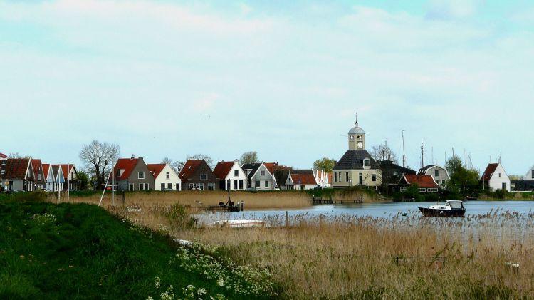 Fonds d'écran Voyages : Europe Pays-Bas Durgerdam