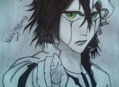 Art - Pencil ulquiorra