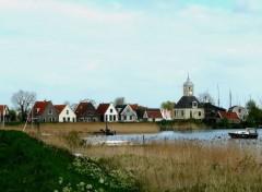 Voyages : Europe Durgerdam