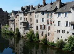 Voyages : Europe Espalion (Aveyron)