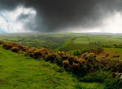 Voyages : Europe Tempête sur Exmoor