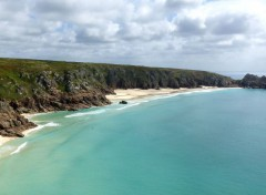 Voyages : Europe Porthcurno (Cornwall)