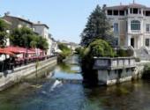 Trips : Europ L'Isle-sur-la-Sorgue (Vaucluse)