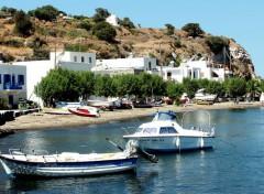 Voyages : Europe Nyssiros