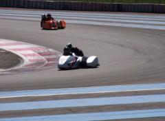 Motorbikes Circuit Paul Ricard, Var, France