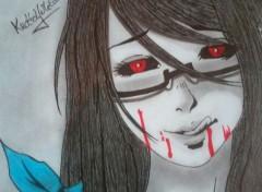 Art - Pencil Rise kamishiro / Lize kamishiro