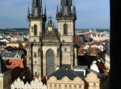 Constructions and architecture L'église de Notre-Dame du Týn (Prague)
