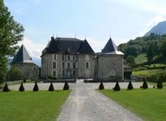Constructions and architecture Château du Touvet