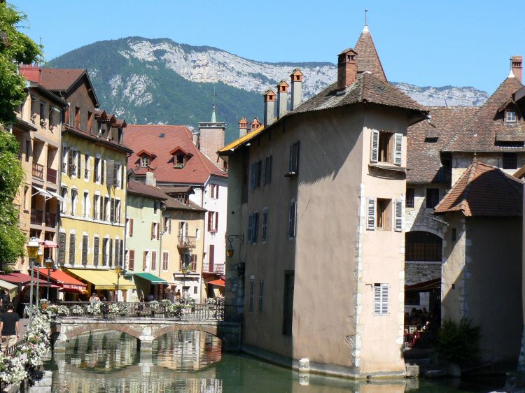Wallpapers Constructions and architecture Cities - Towns Annecy - Vieille ville