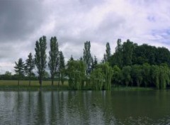 Nature Panorama Lac
