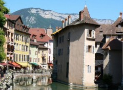 Constructions and architecture Annecy - Vieille ville