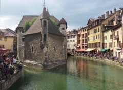 Constructions and architecture Annecy Vieille prison