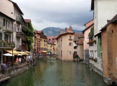 Constructions and architecture Annecy Vieille ville