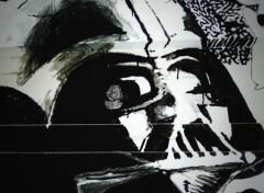 Art - Peinture Dark Vador