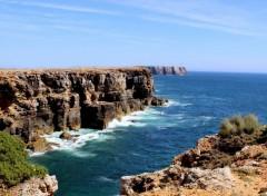 Voyages : Europe Sagres (Portugal,Algarve)