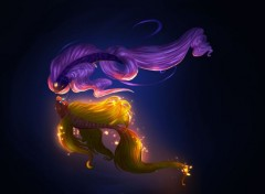 Art - Numérique Crépuscule