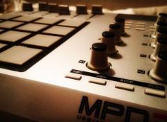 Music AKAI MPD26