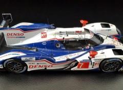 Cars TOYOTA TS 040 - 24 heures du Mans 2014